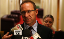 Andrew Little talking about the Governments deal with Sky City.