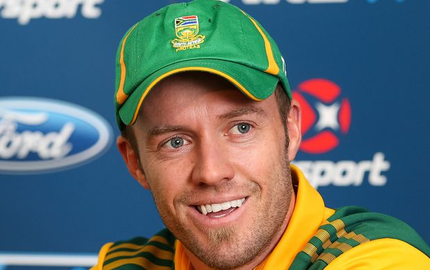 South Africa Cricket Captain A B de Villiers