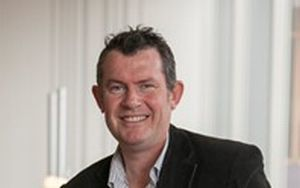 Grant Smith was elected Palmerston North mayor in February 2014.