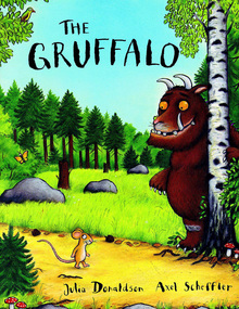 Cover image of The Gruffalo, by Julia Donaldson