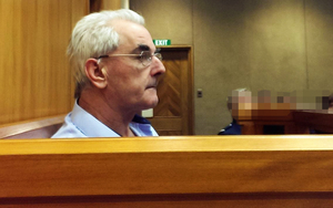 Timothy Foley in the High Court at Christchurch on Wednesday.