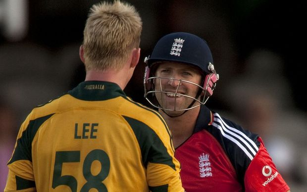 The ICC doesn't want the World Cup marred by sledging, as happened during Australia's tour of England last year.