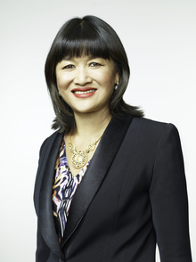Prominent constitutional lawyer, Mai Chen.