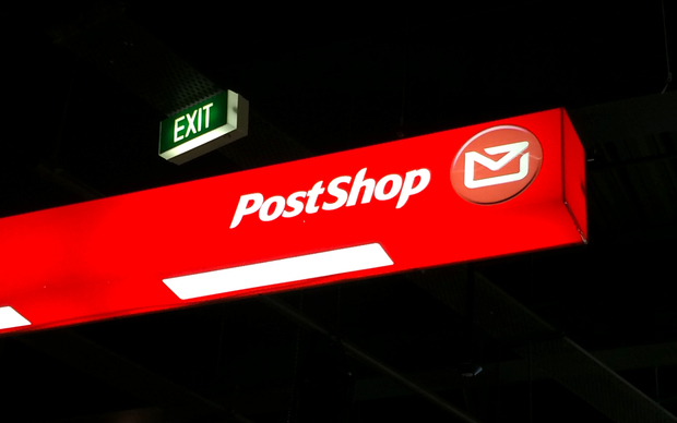 Postshop in Wellington.
