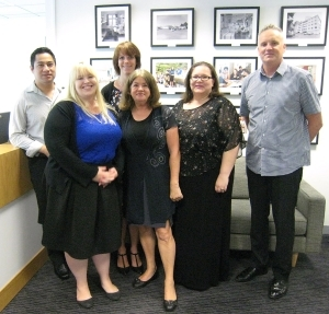 Accommodation services team