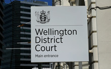 Wellington District Court.