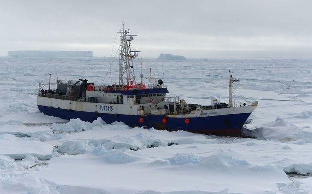 Damaged Fishing Vessel Being Towed Radio New Zealand News