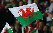 Welsh Rugby Flag