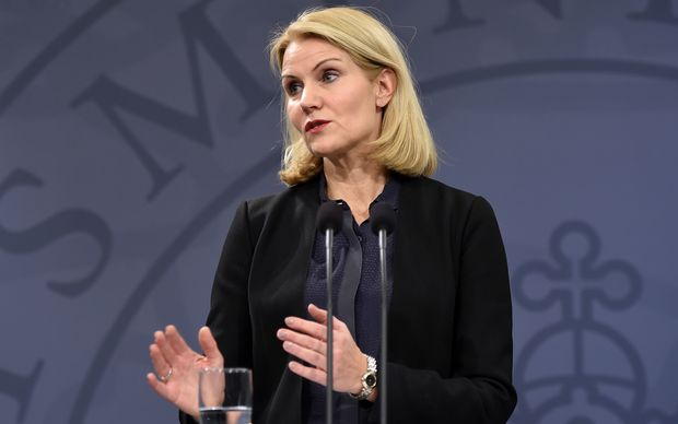 Danish Prime Minister Helle Thorning-Schmidt said the gunman was not part of a terror cell.