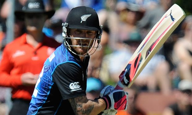 Brendon McCullum, who made 15 against Scotland, says the Black Caps will need a much improved batting effort in their next game against England.