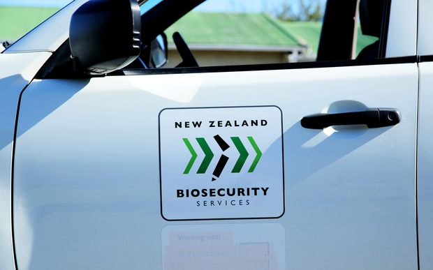New Zealand Biosecurity Services.