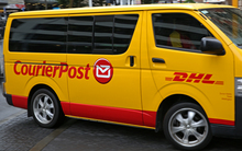 Courier post DHL