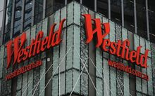A Westfield shopping centre in Australia (file photo)