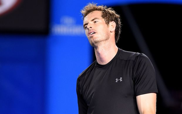 The Scottish tennis player Andy Murray.