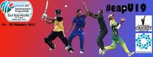 PNG, Vanuatu, Fiji and Samoa and competing for a spot at the Under 19 Cricket World Cup.