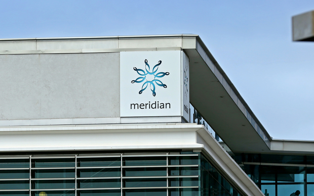 Meridan Energy Wellington.