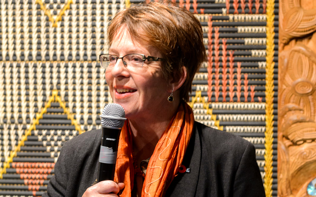 Wellington Mayor Celia Wade-Brown