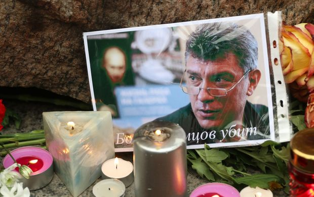 An opposition march which Boris Nemtsov planned in Moscow has been turned into a memorial rally.