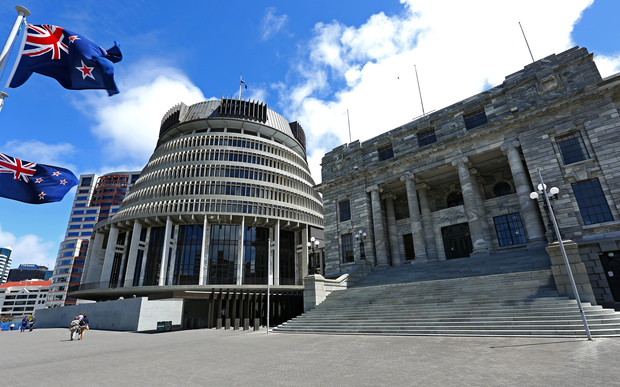 New Zealand Government; parliament; Beehive