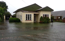 House flooded in Westport