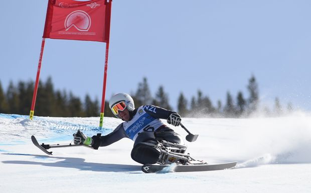 Corey Peters has won two gold medal at the IPC world champs in Canada.