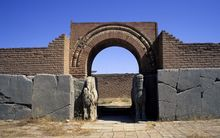 IS jihadists are reportedly bulldozing the ancient Assyrian city of Nimrud.