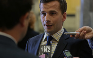 David Seymour talking on Northland by-election.