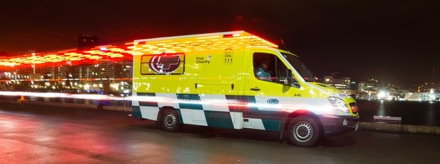 Wellington Free Ambulance.