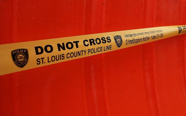 St Louis County Police (file photo)