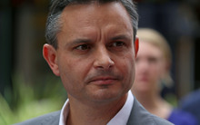 Green MP James Shaw