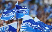Blues Super Rugby franchise.