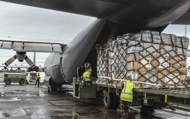 New Zealand aid to Vanuatu