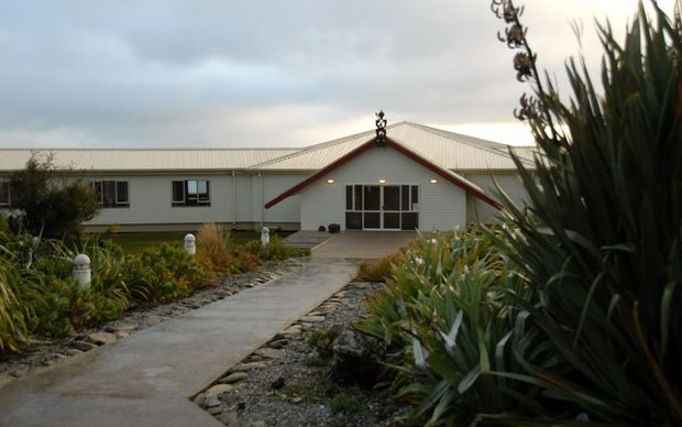 Kopinga Marae on the Chatham Islands will host more than 100 people who have been evacuated.