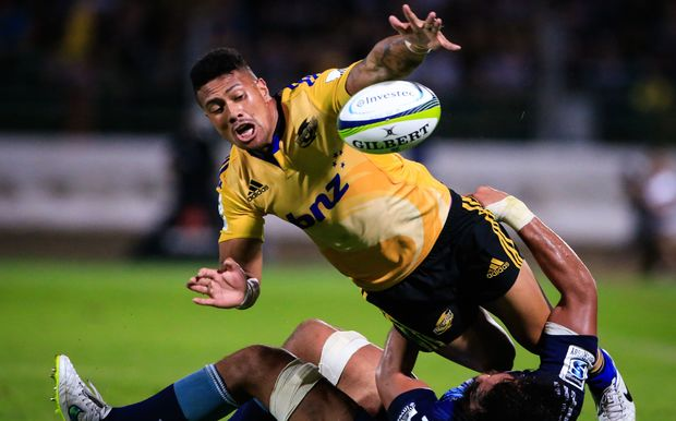 Hurricanes loosie Ardie Savea.