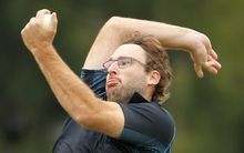 New Zealand's most capped test and ODI player Dan Vettori.