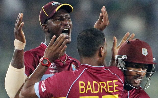 Darren Sammy optimistic there will be more celebrations for the West Indies.