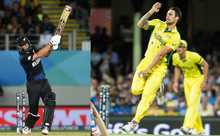New Zealand to face Australia in the Cricket World Cup final.