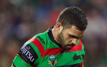 Rabbitohs star Greg Inglis