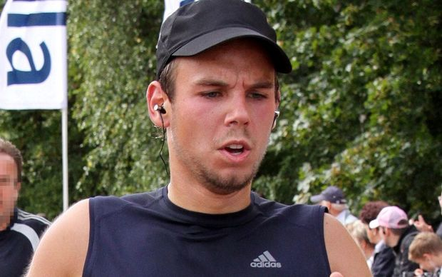 Andreas Lubitz in 2009