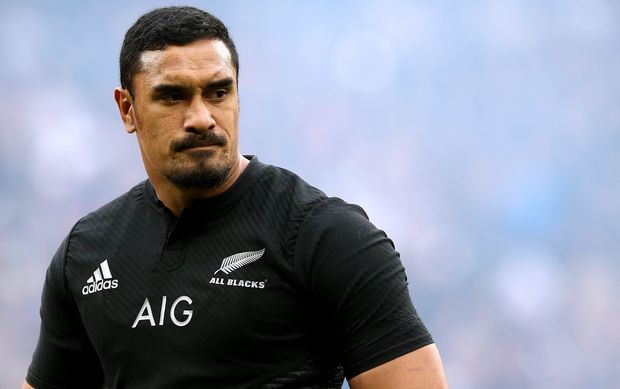 Jerome Kaino, Twickenham, 2014