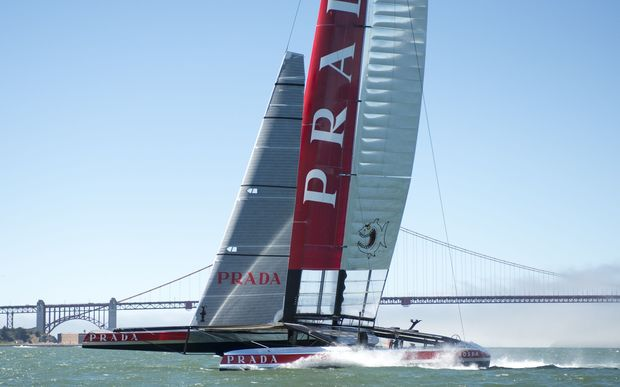 Eight new syndicates lodge entries for America's Cup