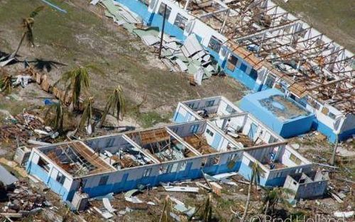 Typhoon Maysak causes widespread damage in the Federated States of Micronesia