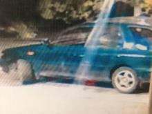 Police want to hear from witnesses regarding this Subaru station wagon.