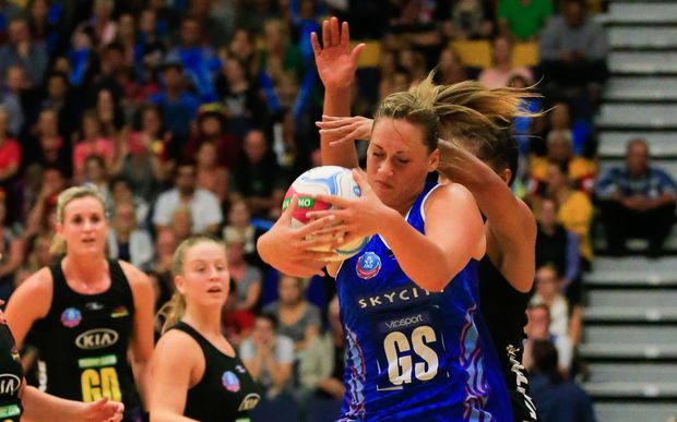 Cathrine Latu shot 100% and gave as much around the court