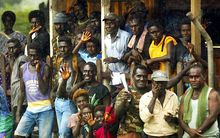 Bougainville readies for election