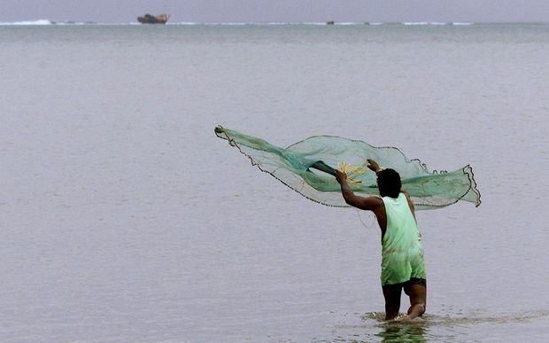 Concern for overfishing in Vanuatu after Cyclone Pam