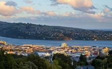 View over the City of Dunedin (file photo)