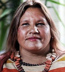 Chairperson of the Aboriginal Health Council of Western Australia, Michelle Nelson-Cox.