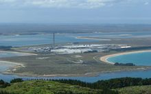 Tiwai Point smelter