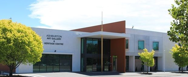Ashburton Art Gallery and Heritage Centre.